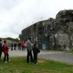 Première visite guidée de la saison 2012 le dimanche 15 avril 2012, 14h00