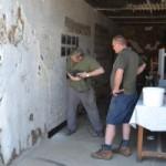 Nouvelle urne pour les dons aux Fort