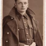Soldat-milicien Aloys Baumsteiger