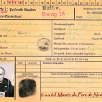 Fiche personnelle du Soldat Aloys Baumsteiger